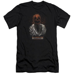 Halloween Iii H3 Scientist Premium Adult Slim Fit T-Shirt