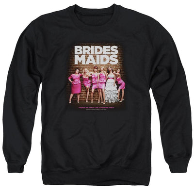 Bridesmaids Poster Men's Crewneck Sweatshirt