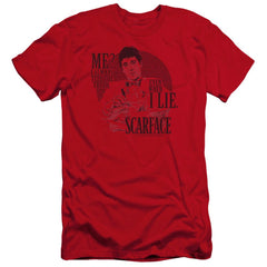 Scarface Truth Premium Adult Slim Fit T-Shirt
