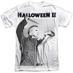 Halloween Ii - Serial Serenade Adult All Over Print 100% Poly T-Shirt