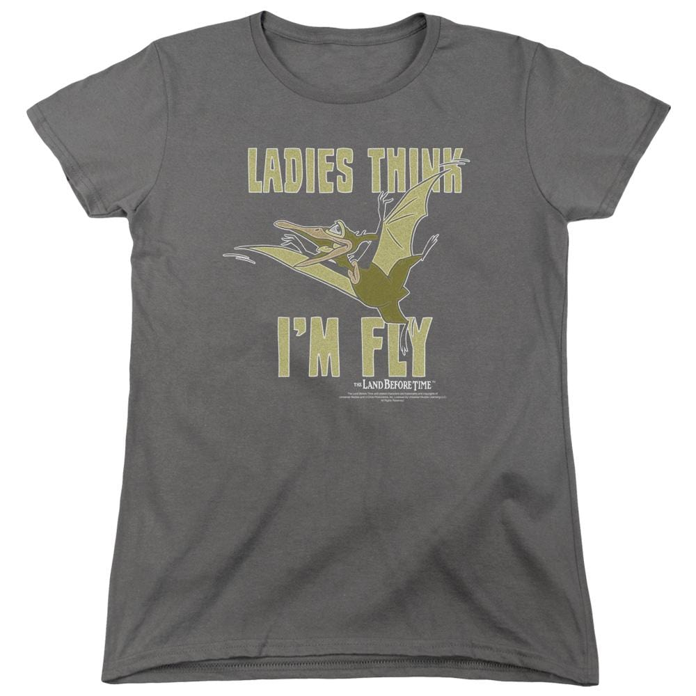 Land Before Time - I'm Fly Women's T-Shirt