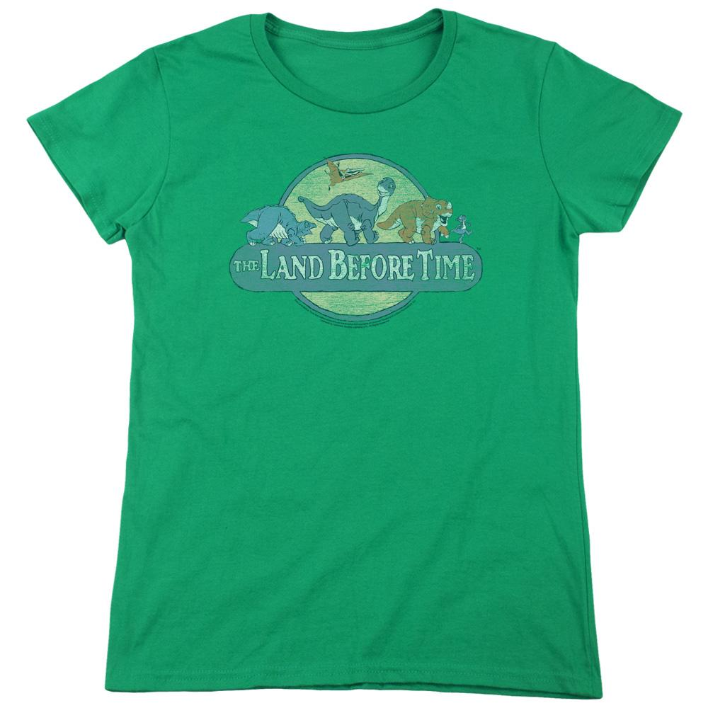 Land Before Time - Retro Logo Women's T-Shirt