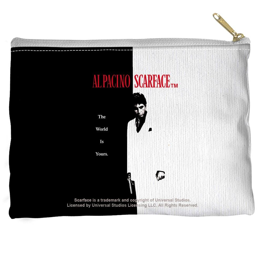 Scarface - Poster Straight Bottom Pouch