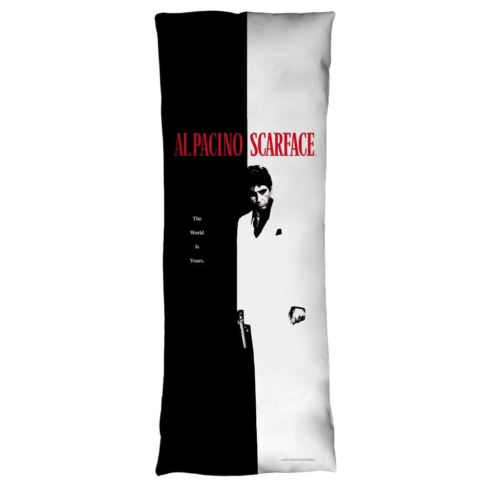 Scarface - Poster Body Pillow