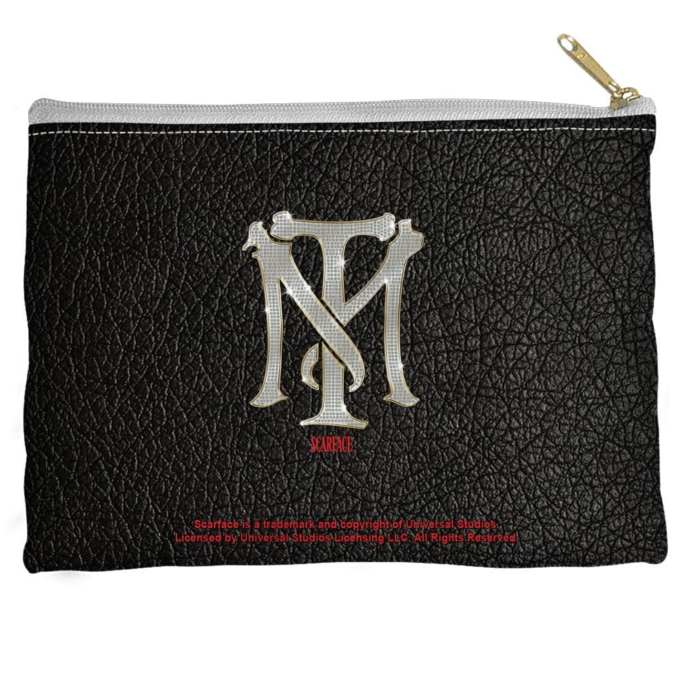Scarface - Monogram Straight Bottom Pouch
