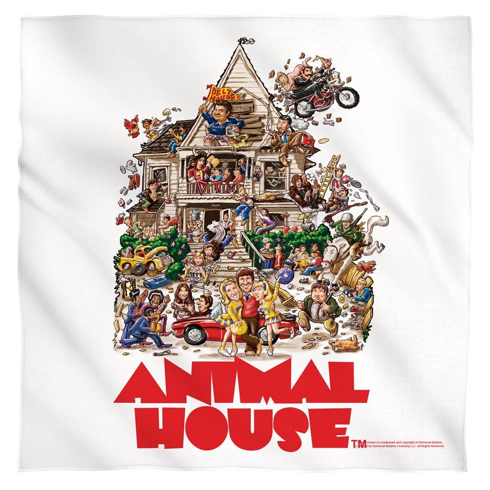 Animal House - Poster Bandana