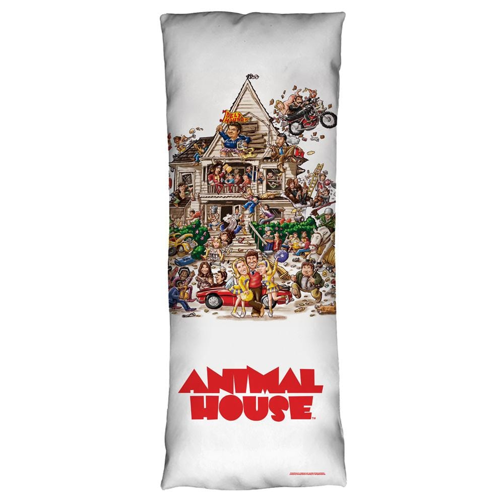 Animal House - Poster Body Pillow