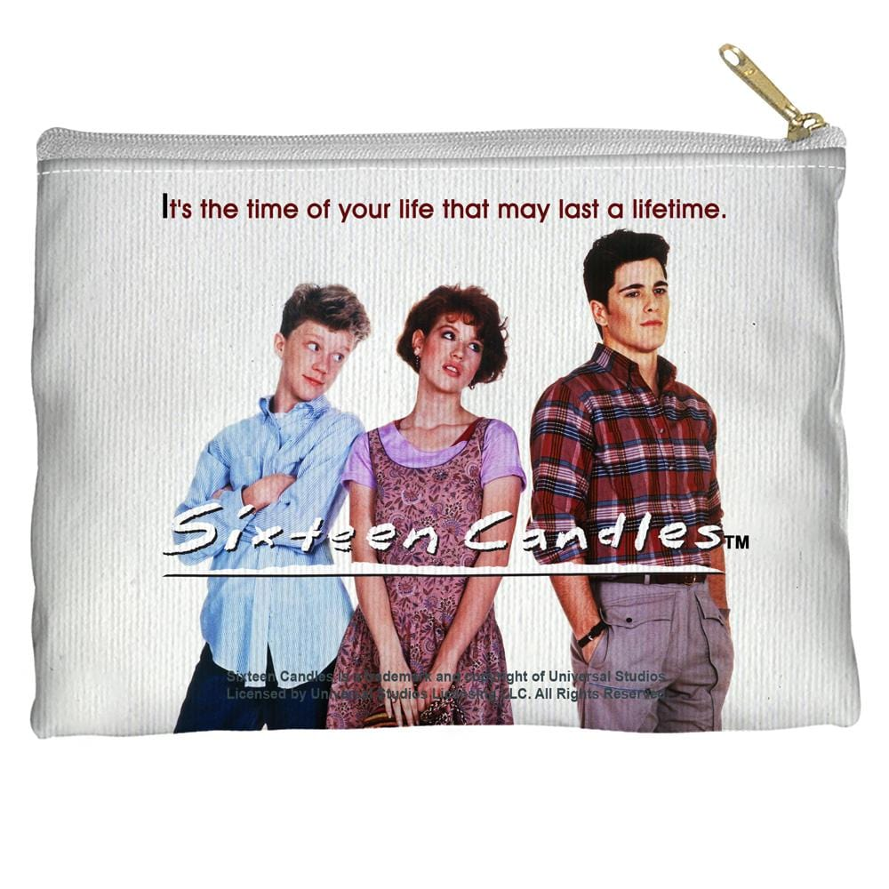 Sixteen Candles - Poster Straight Bottom Pouch