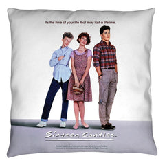 Sixteen Candles - Poster Throw Pillow