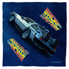 Back To The Future - Delorean Bandana