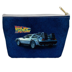 Back To The Future - Delorean Tapered Bottom Pouch