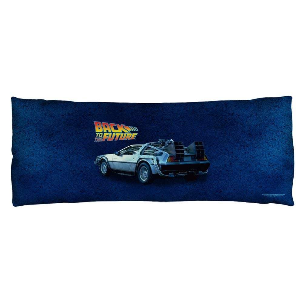 Back To The Future - Delorean Body Pillow