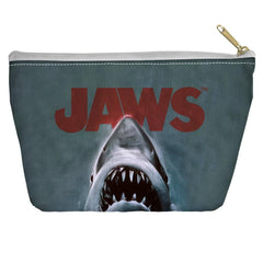 Jaws - Shark Tapered Bottom Pouch