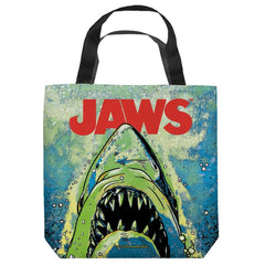 Jaws - Attack Tote Bag