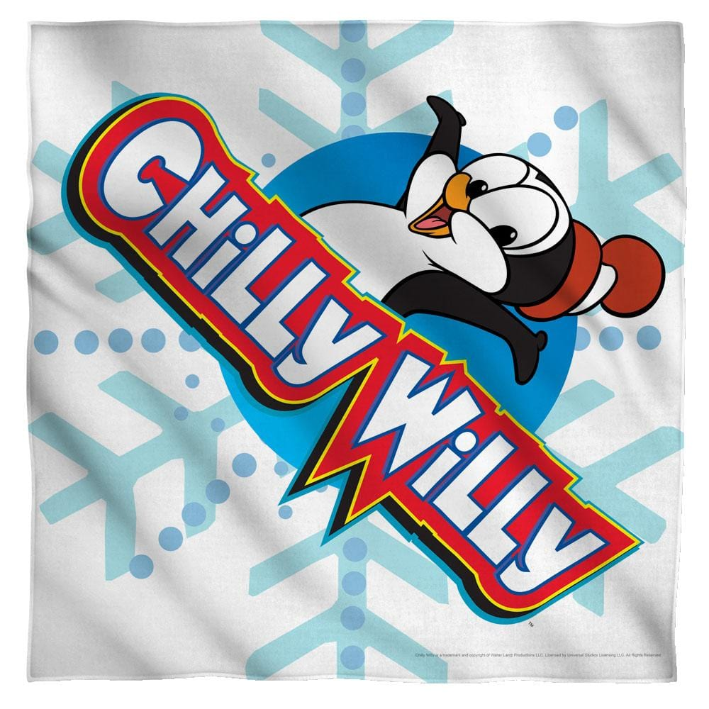Chilly Willy - Logo Bandana