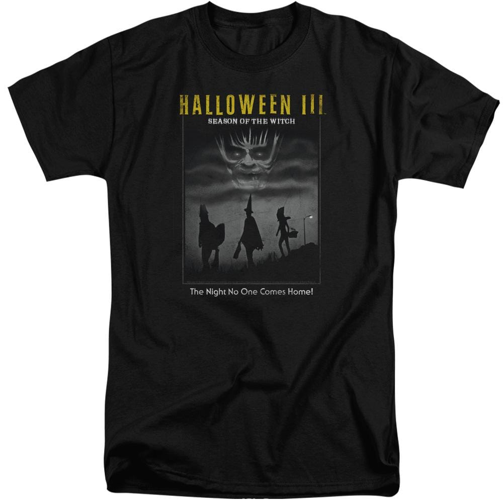 Halloween Iii Kids Poster Adult Tall Fit T-Shirt