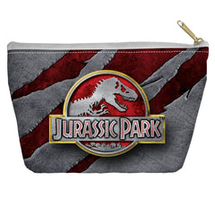 Jurassic Park - Slash Logo Tapered Bottom Pouch