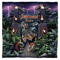 Jurassic Park - Welcome To The Park Bandana