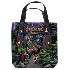 Jurassic Park - Welcome To The Park Tote Bag