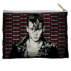 Cry Baby - Drapes And Squares Straight Bottom Pouch