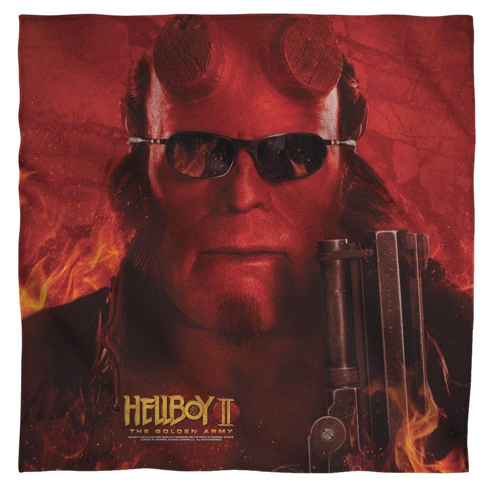 Hellboy Ii - Big Red Bandana