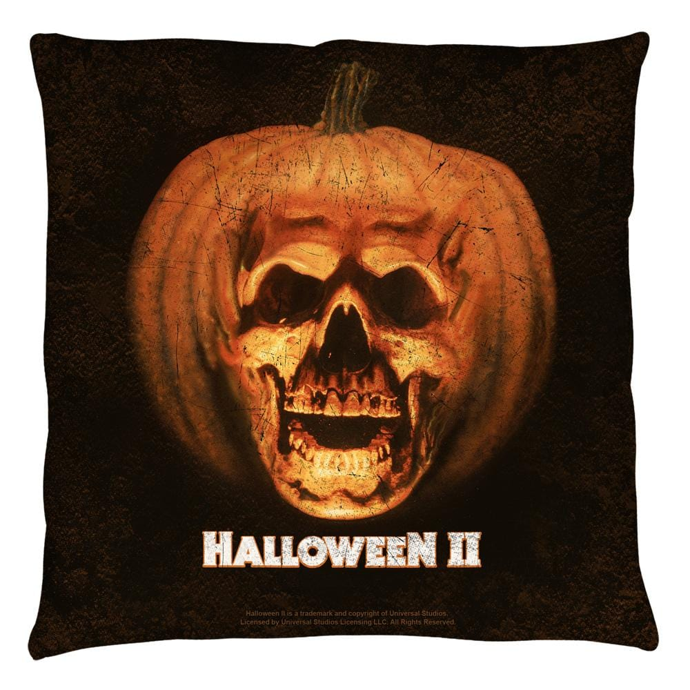 Halloween Ii - Poster Throw Pillow