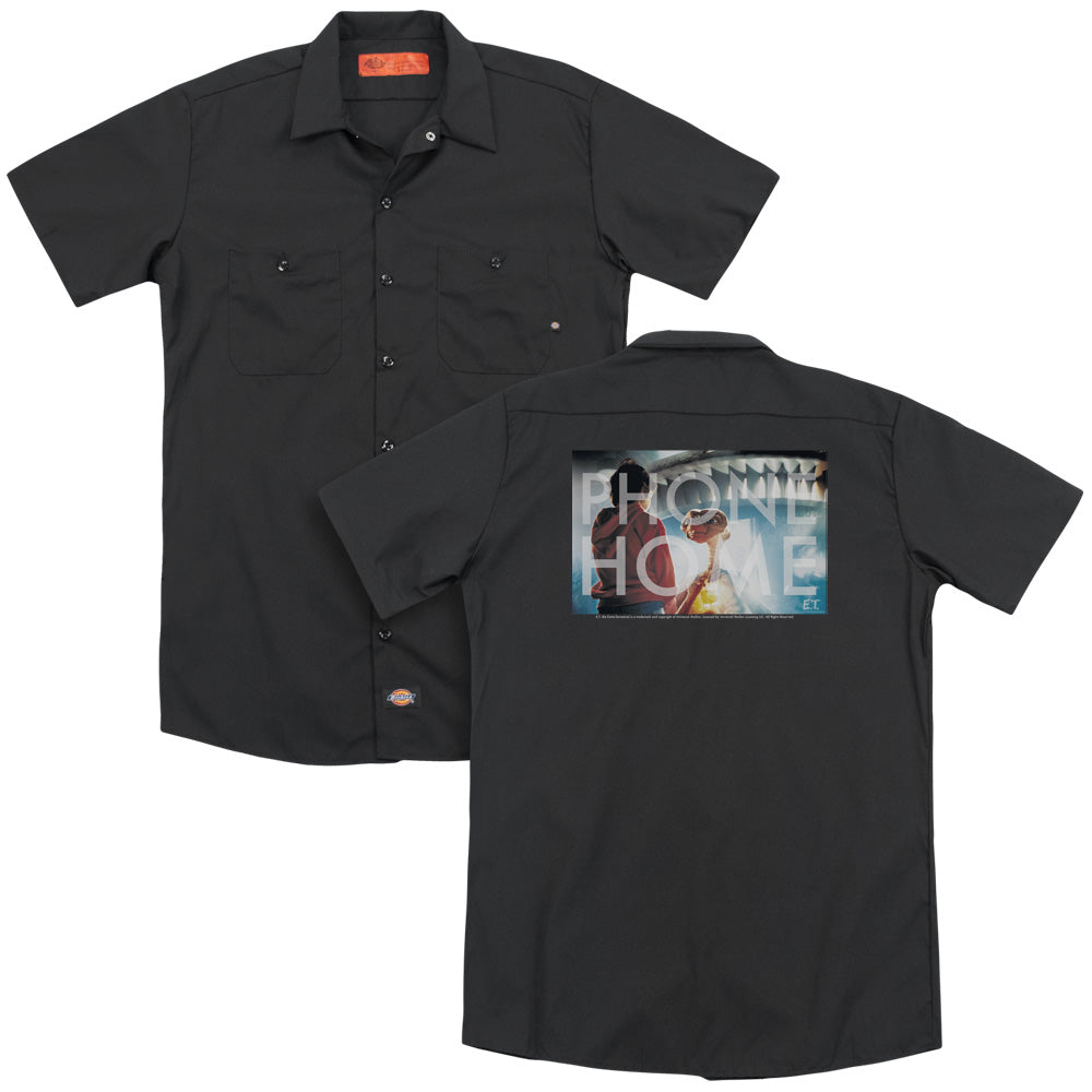 Et Knockout Adult Work Shirt