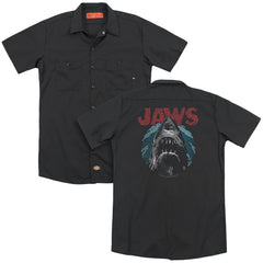 Jaws Water Circle Adult Work Shirt