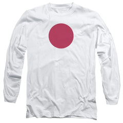 Bloodshot Spot Adult Long Sleeve T-Shirt