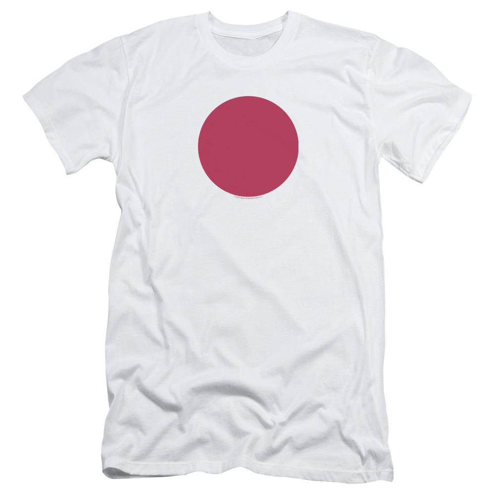 Bloodshot Spot Adult Slim Fit T-Shirt