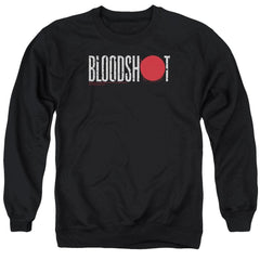 Bloodshot - Logo Adult Crewneck Sweatshirt