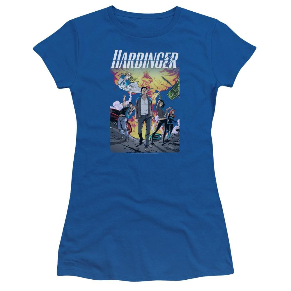 Harbinger Foot Forward Junior T-Shirt