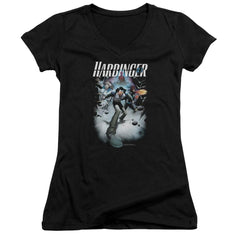 Harbinger 12 Junior V-Neck T-Shirt