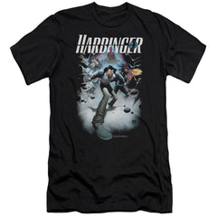 Harbinger 12 Adult Slim Fit T-Shirt