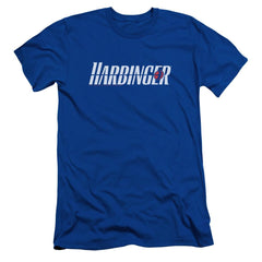 Harbinger Logo Adult Slim Fit T-Shirt