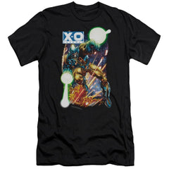 Xo Manowar Vintage Xo Adult Slim Fit T-Shirt