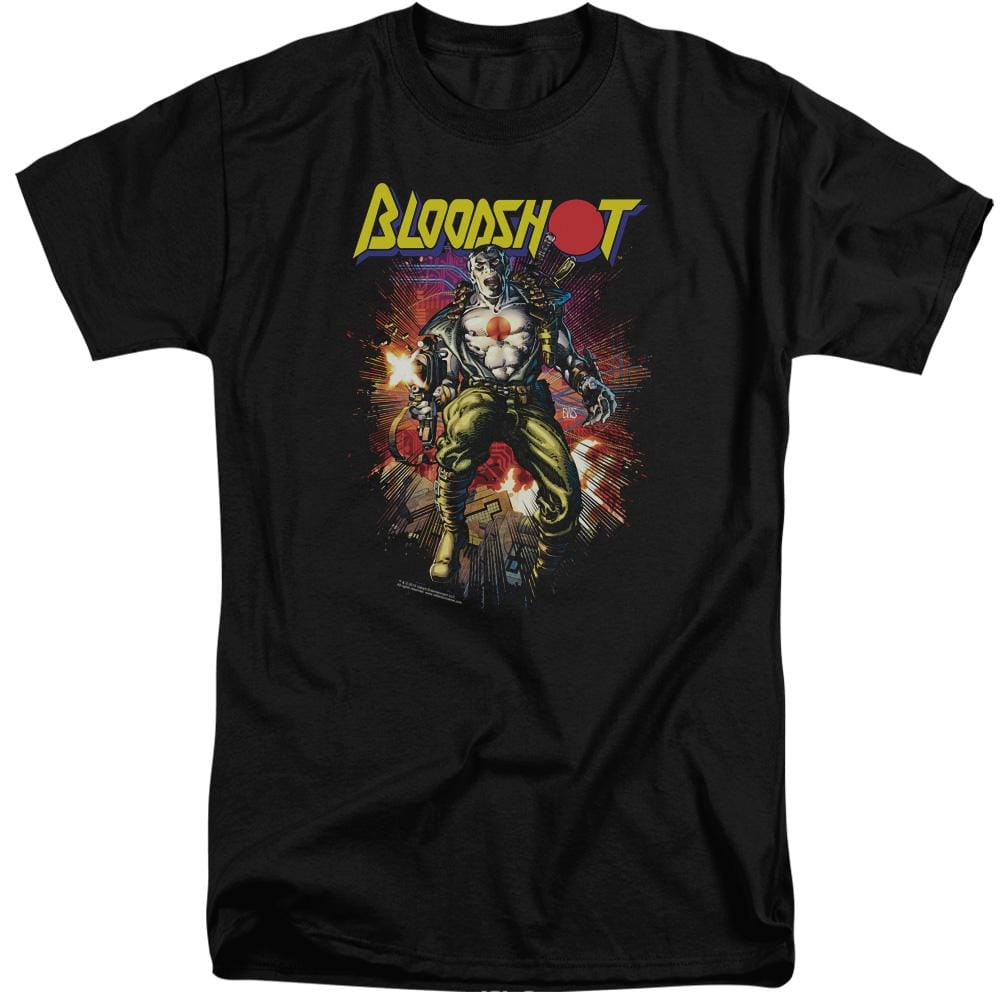 Bloodshot Vintage Bloodshot Adult Tri-Blend T-Shirt