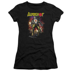 Bloodshot Vintage Bloodshot Junior T-Shirt