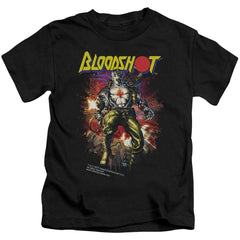 Bloodshot Vintage Bloodshot Kids T-Shirt