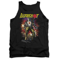 Bloodshot Vintage Bloodshot Adult Tank Top