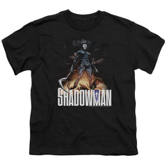 Shadowman Shadow Victory Youth T-Shirt