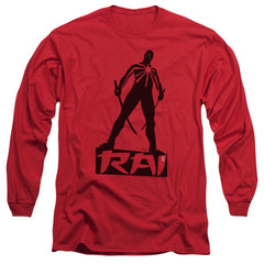 Rai Silhouette Adult Long Sleeve T-Shirt
