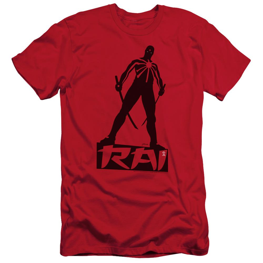 Rai Silhouette Adult Slim Fit T-Shirt