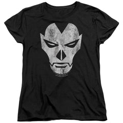 Shadowman Face Women's T-Shirt