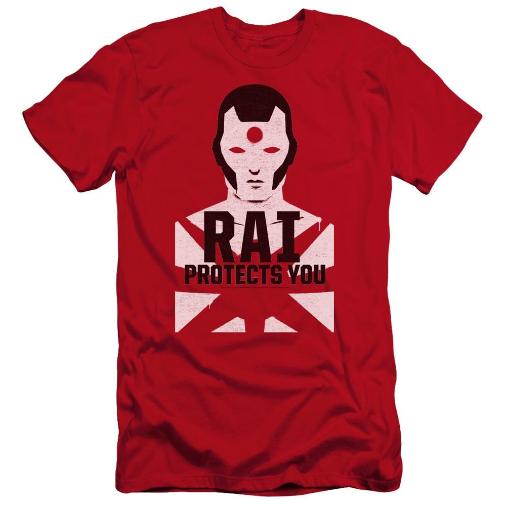 Rai Protector Premium Adult Slim Fit T-Shirt