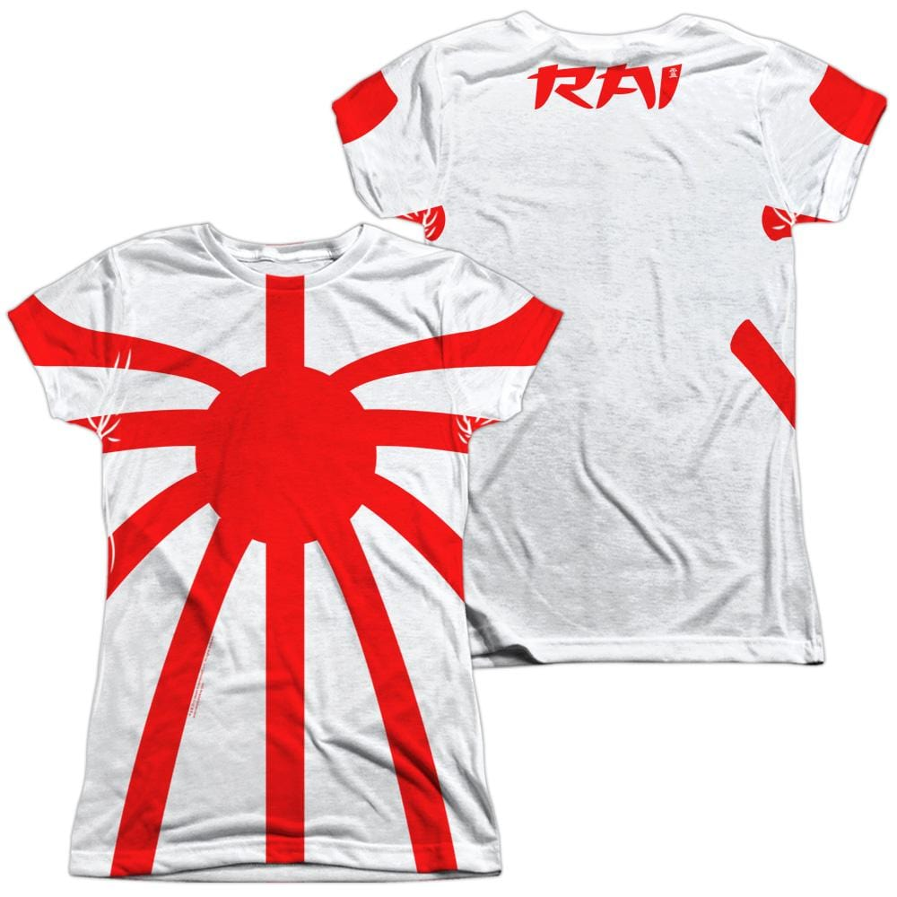 Rai Basic Costume Junior All Over Print 100% Poly T-Shirt