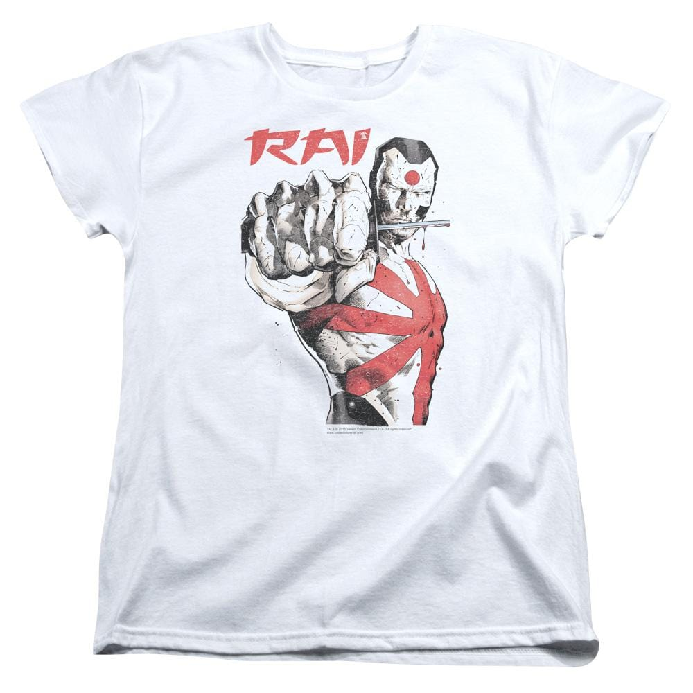 Rai Sword Drawn Women's T-Shirt