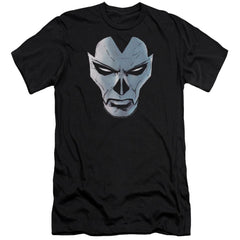 Shadowman Comic Face Premium Adult Slim Fit T-Shirt