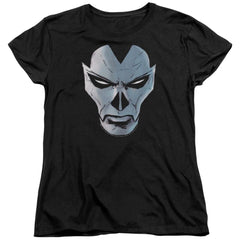 Shadowman Comic Face Women's T-Shirt
