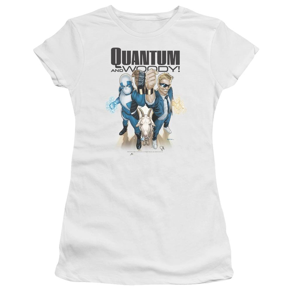 Quantum And Woody Quantum And Woody Junior T-Shirt